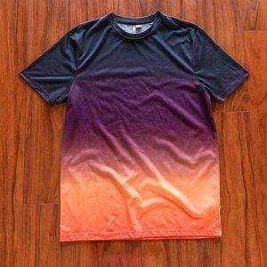 ASOS Dip Dye Gradient T-Shirt